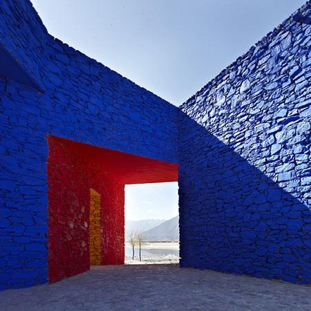 А-ля натюрель: материалы в интерьере и архитектуре. Изображение № 24.