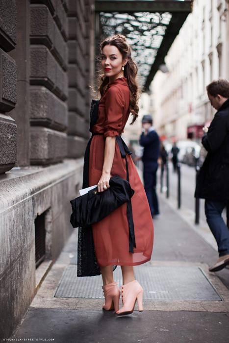 Фотографии Ульяны Сергеенко в стрит-фэшн блогах. Изображение № 2.