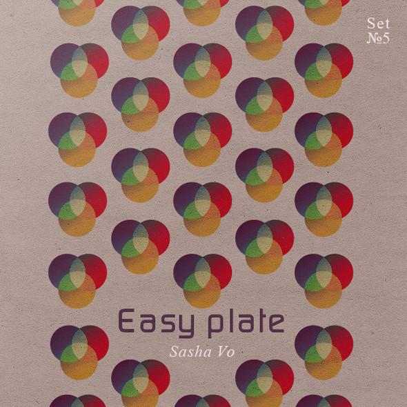 Easy plate. Mixby SashaVo. Изображение № 1.