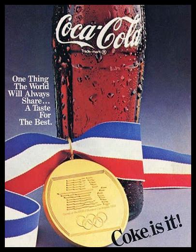 Изображение 99. Coca-cola – История бренда, история рекламы.. Изображение № 99.