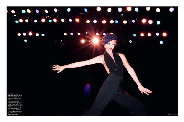 Съёмка: Саша Пивоварова в объективе Терри Ричардсона. Изображение № 6.
