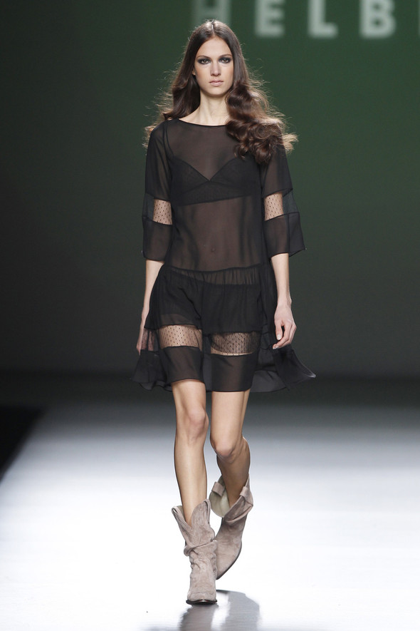 Madrid Fashion Week A/W 2012: Teresa Helbig. Изображение № 13.