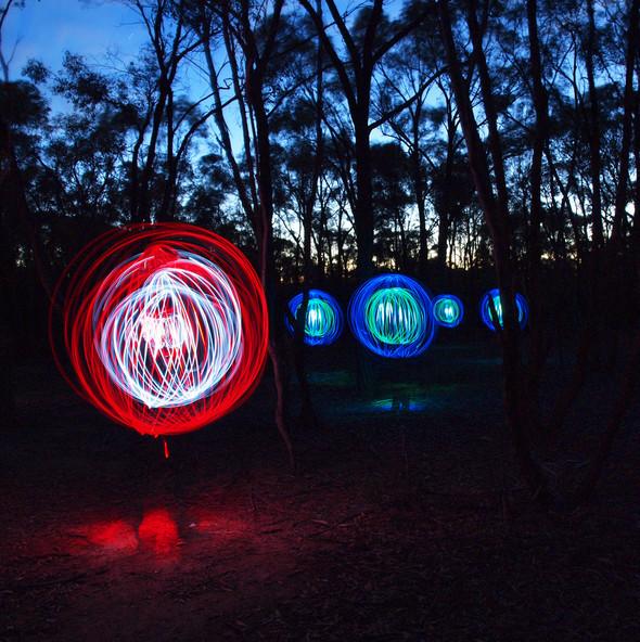 Lightpainting. Изображение № 2.