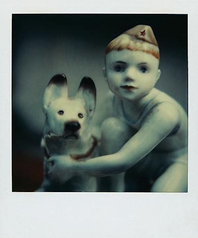 20 фотоальбомов со снимками «Полароид». Изображение №9.