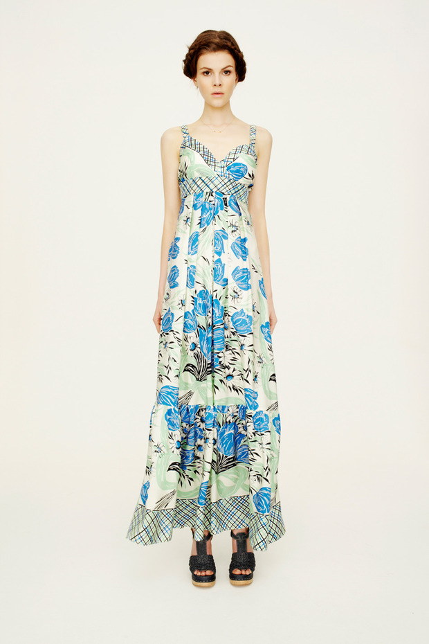 Collette by Collette Dinnigan. Resort 2013. Изображение № 22.
