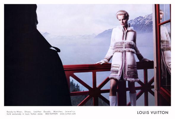Архивная съёмка: Мерт и Маркус для Louis Vuitton SS 2003. Изображение № 1.