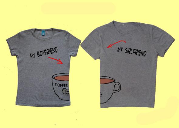 Elsaharova: половинчатые футболки на 14 февраля. Изображение № 10.
