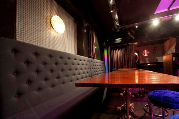 Под стойку: 15 лучших интерьеров баров в 2011 году. Изображение № 118.