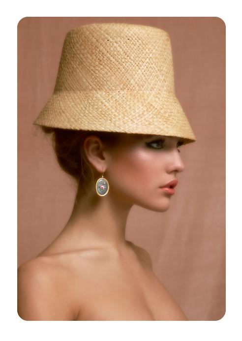 Лукбук: Ulyana Sergeenko Jewelry. Изображение №10.