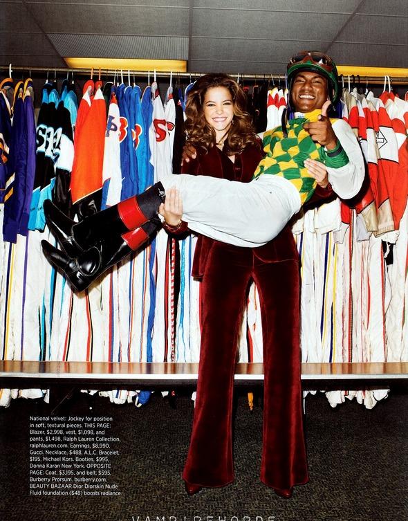 Новые съемки из Dazed & Confused, Love и Vogue. Изображение № 10.