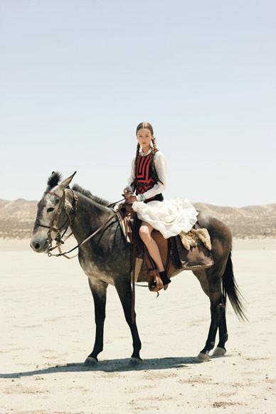 Western Teen Vogue. Изображение № 9.