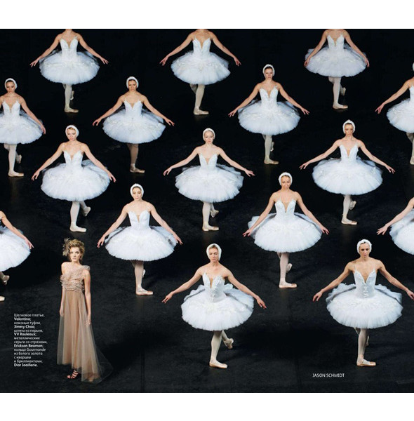 Изображение 67. Dance, dance, dance: 10 съемок, вдохновленных балетом.. Изображение № 72.