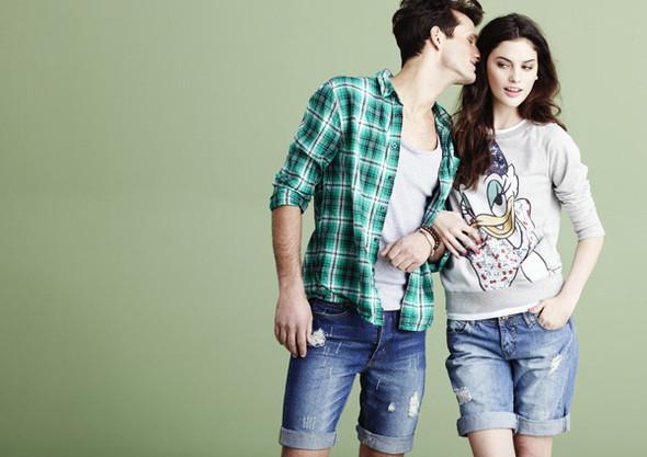 Изображение 1. Рекламные кампании: H&M, Levi's и другие.. Изображение № 25.
