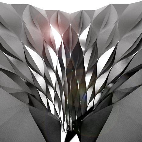 Инсталляция Захи Хадид для архитектурной биеннале. Изображение №3.