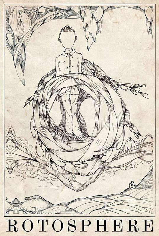 Rotosphere: странная музыка из Ульяновска. Изображение № 7.