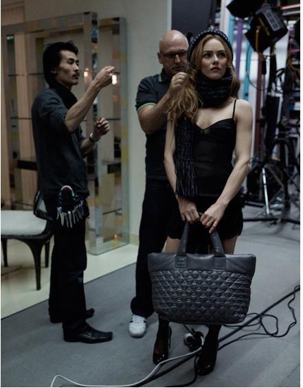 Chanel Cocoon и Vanessa Paradis. Изображение № 1.