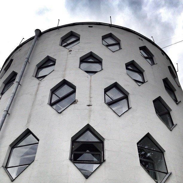 Дом архитектора Константина Мельникова. Изображение № 12.