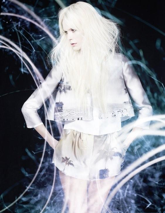5 новых съемок: Elle, Harper's Bazaar, Numero и Vogue. Изображение № 8.