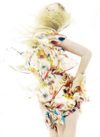 "British Vogue ""Gypsy Girl"". Изображение № 4."