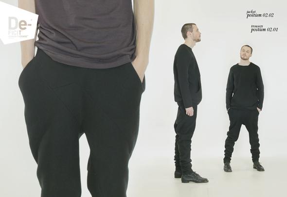 MEN'S WEAR — PREF. 2009 —DE. Изображение № 2.