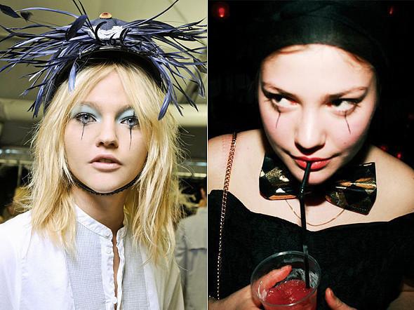 Всетенденции красоты налето 2009. Изображение № 22.