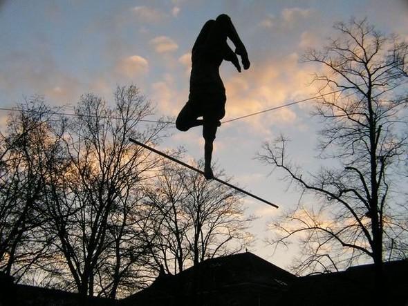 Скульптуры Джерзи Кедзиоры, парящие в воздухе. Изображение № 33.