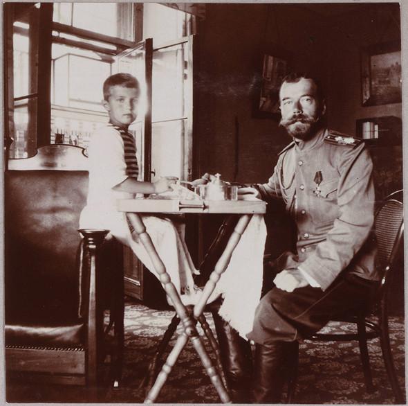 Редкие фотографии семьи Романовых. Изображение № 15.