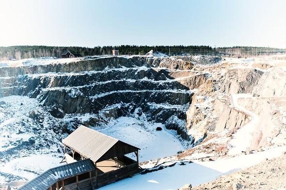 Медный рудник в городе Фалун. Изображение № 49.