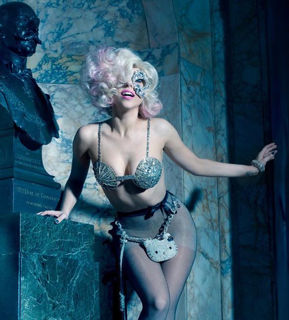 Lady Gaga & Hello Kitty Photoshoot. Изображение № 2.