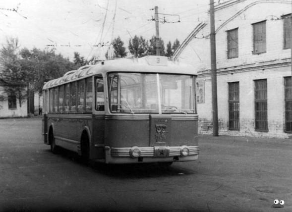 Первые троллейбусы. Изображение № 19.