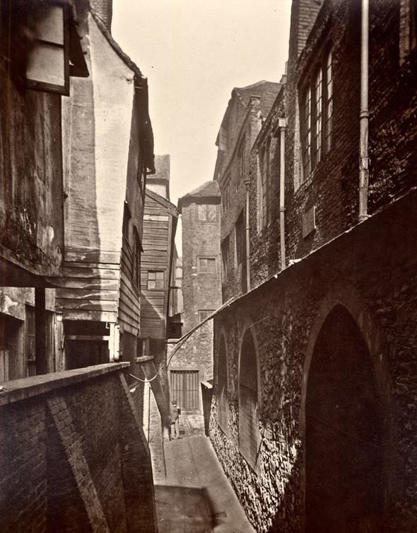 Призраки старого Лондона. Изображение № 9.