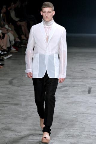 Неделя мужской моды в Париже: День 2. Изображение № 39.
