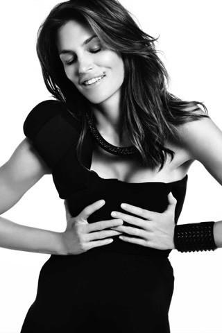 Cindy Crawford, Vogue Spain July 2009. Изображение № 5.