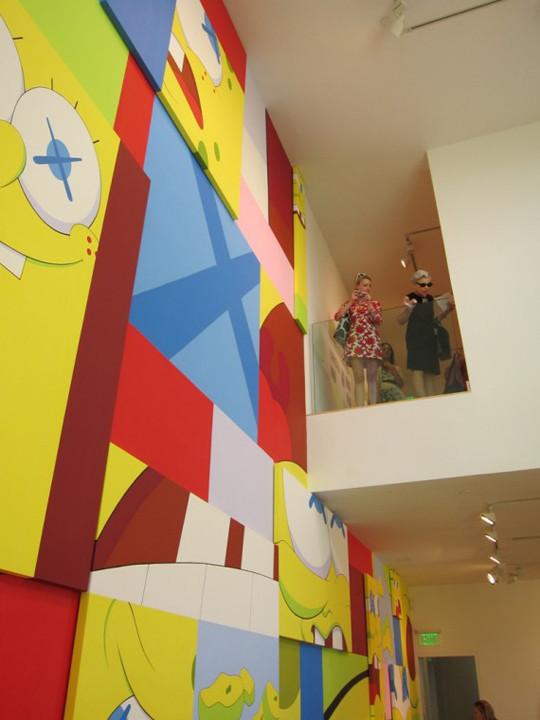 Выставка художника и дизайнера KAWS. Изображение № 11.