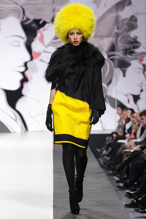 """Коллекция """"La Femme Magnifique"""" Модного Дома Игоря Гуляева. Изображение № 28."""