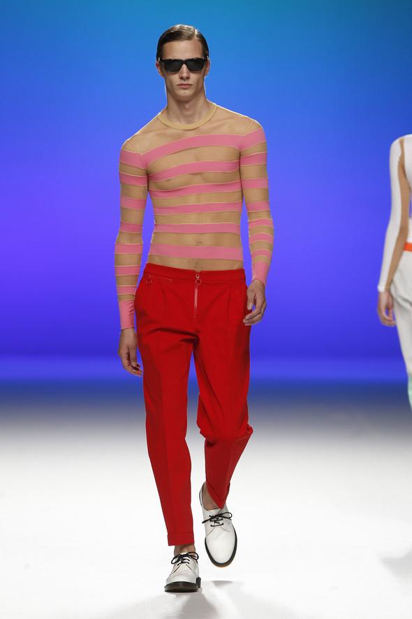Madrid Fashion Week SS 2012: Davidelfin. Изображение № 8.