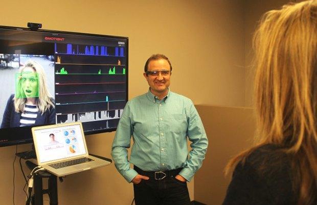 Приложение для Google Glass определяет человеческие эмоции. Изображение № 2.
