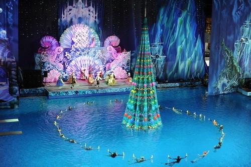 Потрясающее Новогоднее шоу от Олимпийских чемпионов. Изображение № 1.