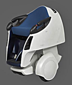 Роботы отToyota. Домашний робот – помощник. Изображение № 6.