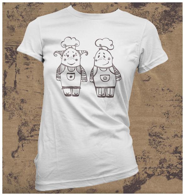 Изображение 35. Принтовые футболки.. Изображение № 35.