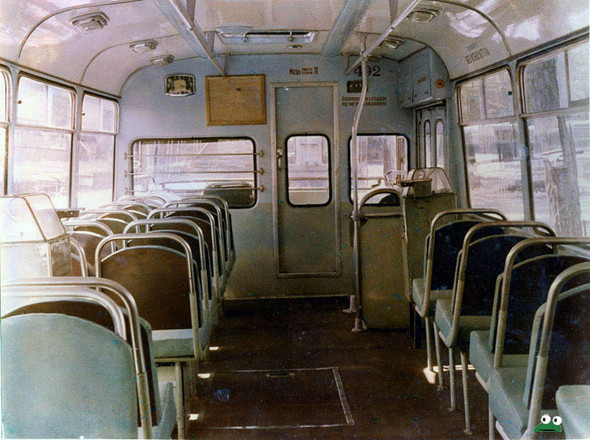 Первые троллейбусы. Изображение № 29.