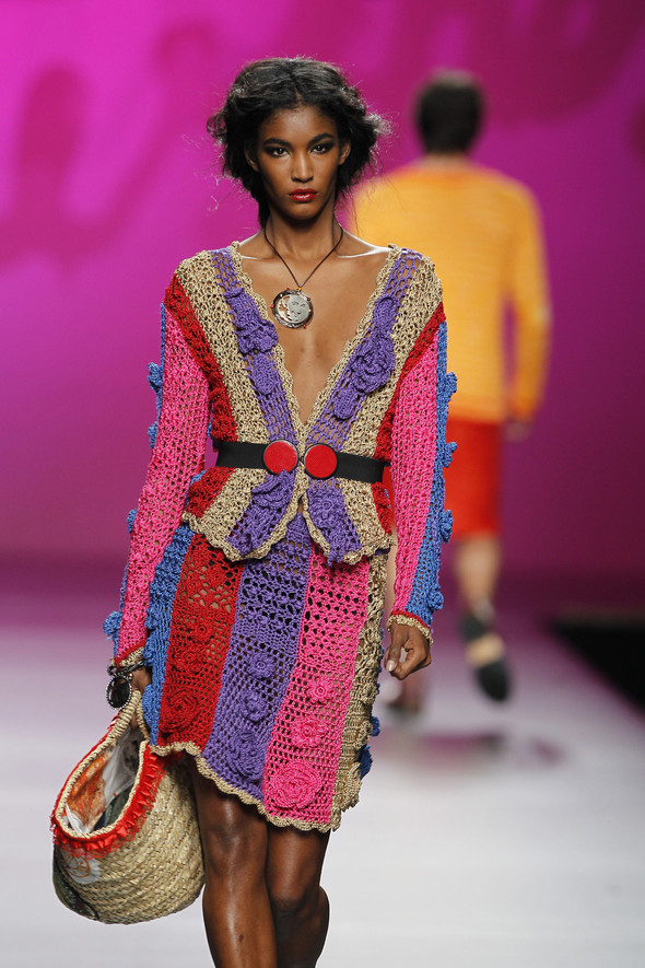 Madrid Fashion Week SS 2012: Francis Montesinos. Изображение № 14.