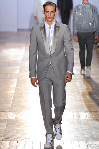 Неделя мужской моды в Париже: День 2. Изображение № 48.