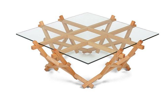 Болгарские дизайнеры создают мебель-головоломку. Изображение № 6.