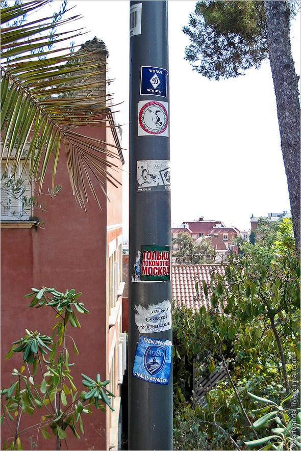Стрит-арт и граффити Барселоны, Испания. Изображение № 16.