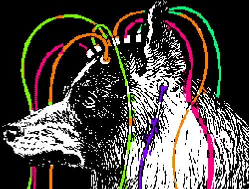 Изображение 8. Куда убежали пиксели.. Изображение № 6.