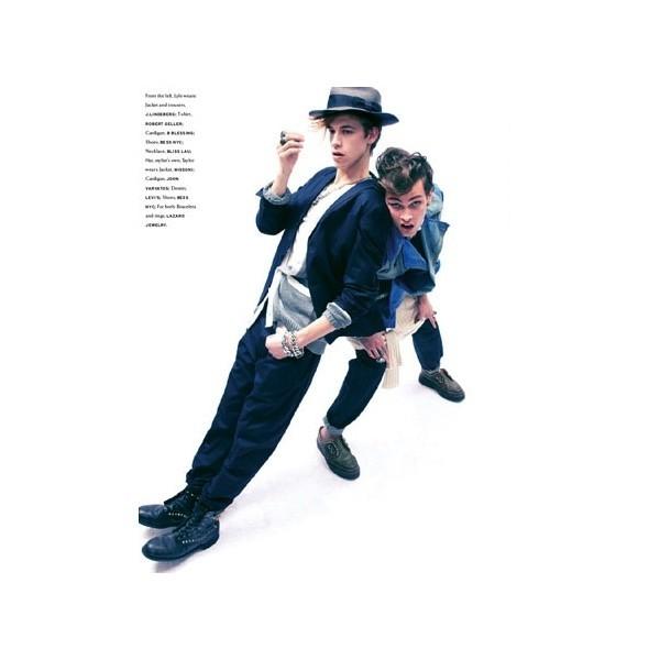 Пять блогов мужских моделей. Изображение № 26.
