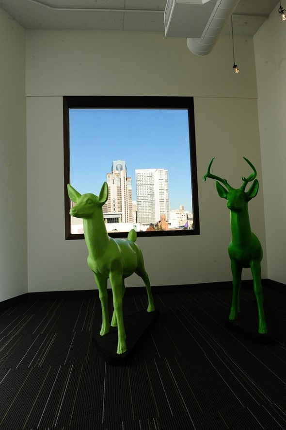 Офис Twitter вСан-Франциско. Изображение № 23.