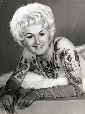Татуировка XXвека. Изображение № 35.