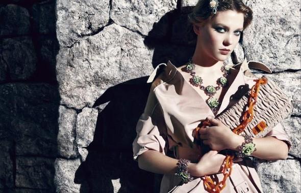 Кампания: Леа Сейду для Prada. Изображение № 3.